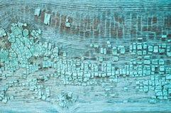 削皮在老被风化的纹理木头的纹理油漆-构造背景,老木板条的纹理表面 库存照片