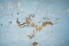削皮油漆背景和纹理在pastering的墙壁上的 免版税图库摄影