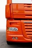 前卡车 免版税库存图片