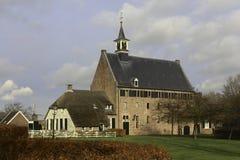前啤酒厂和修道院 免版税库存照片