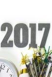 2009前夕新年度 免版税库存照片