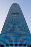 前大摩天大楼 免版税图库摄影