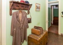 前室的片段在安娜・安德烈耶夫娜・阿赫玛托娃 免版税图库摄影