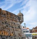 前渔村获得名望作为葡萄牙的皇家的一种手段19世纪末 库存照片