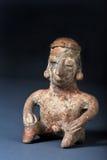前艺术哥伦比亚人 免版税库存照片