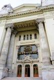 前证券交易所大厦 免版税库存照片