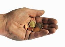 前货币 免版税库存图片