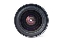 前透镜视图 免版税库存照片