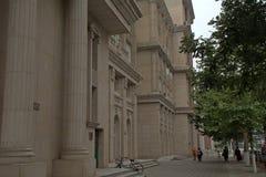 前维也纳街,天津,中国 免版税库存图片