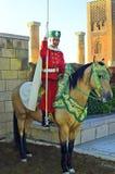 前mohamed ・摩洛哥宫殿拉巴特皇家正方形vi 库存图片