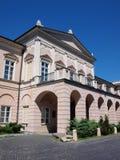 前Radziwill家庭宫殿,鲁布林,波兰 免版税库存照片