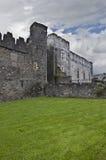 剑城堡 免版税库存照片