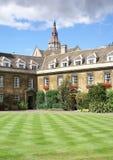 剑桥基督学院s大学 免版税库存图片
