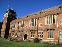 剑桥学院大学威斯敏斯特 免版税库存照片