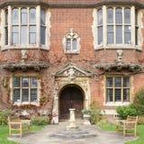 剑桥学院威斯敏斯特 免版税库存照片