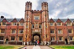 剑桥学院约翰s st大学 库存图片