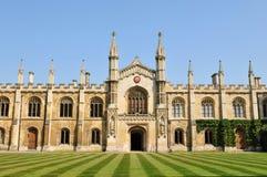 剑桥 免版税图库摄影