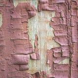 剥木板条的抽象老难看的东西油漆 库存图片