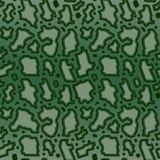 剥皮蛇纹理样式蟒蛇黑色白色绿色样式重复的无缝 向量例证