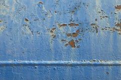 剥落的油漆工作 免版税库存图片