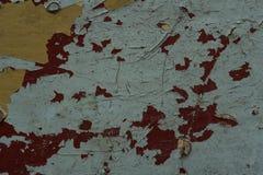 剥落的油漆17 图库摄影