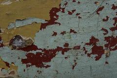 剥落的油漆18 图库摄影