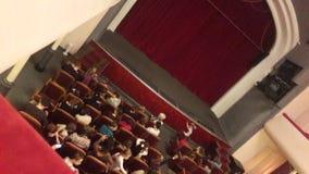 剧院哈巴罗夫斯克 免版税库存照片