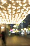 剧院在百老汇的大门罩光弄脏了光 图库摄影