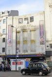 统治剧院的埃维塔 免版税图库摄影