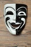 剧院面具 库存图片