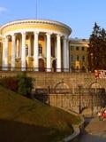 剧院10月宫殿 库存照片