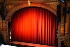 剧院 库存照片