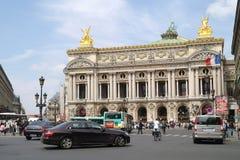 巴黎 剧院Palais Garnier 免版税库存图片