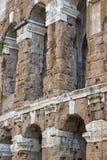 剧院teatro马尔塞洛在罗马 免版税图库摄影
