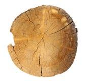 剪切被风化的木 免版税库存图片