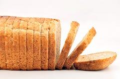 剪切面包 图库摄影