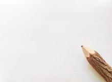 剪报便条纸路径影子粘性黄色 免版税图库摄影