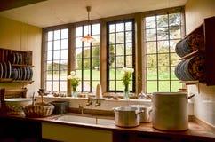 剪报文件包括厨房路径水槽 免版税图库摄影