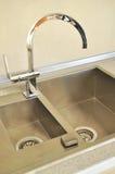 剪报文件包括厨房路径水槽 库存照片