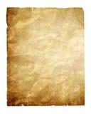 剪报查出的纸张通路葡萄酒 免版税库存照片