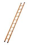 剪报梯子路径 库存照片