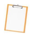 剪贴板 免版税库存图片