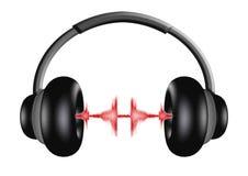 3副耳机 免版税库存照片