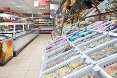 副食品商店 免版税图库摄影