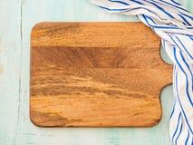 割断假装木板的背景 免版税库存图片