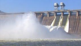 水力发电的动力火车 股票录像