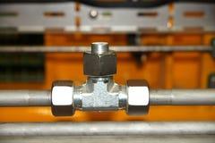 水力管子 免版税库存图片
