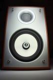 力量音响系统 图库摄影