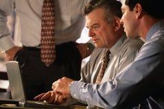 办公室专业人员 免版税库存图片