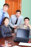 办公室人 免版税库存照片